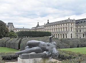 튈를리 정원  Jardin des Tuileries