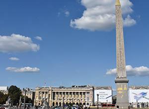 콩코드 광장  Place de la Concorde