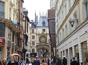 '잔다르크'의 도시 루앙(Rouen)