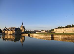 샹티이 고성 (Château de Chantilly)