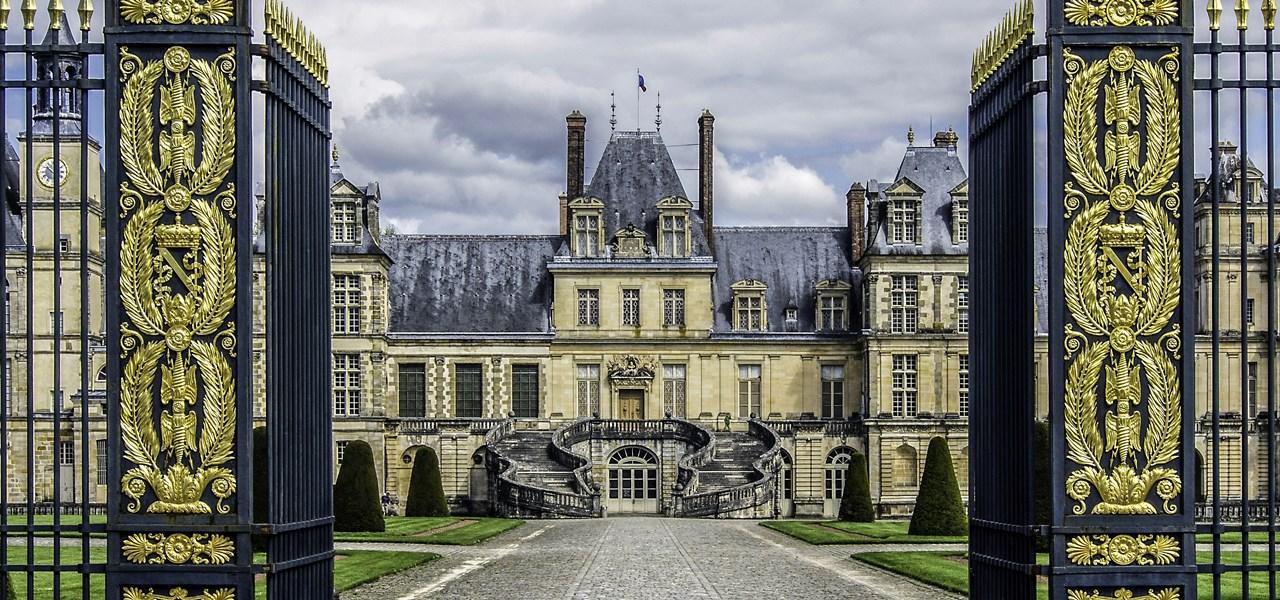 퐁텐블로궁(Château de Fontainebleau)