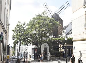 물랭 드 라 걀레트 Le Moulin de la Galette