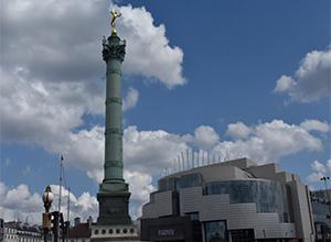 바스티유 광장  Bastille
