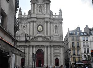 생폴 생루이 교회 Paroisse Saint-Paul Saint-Louis