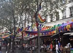 아쉬브 거리 Rue des archive