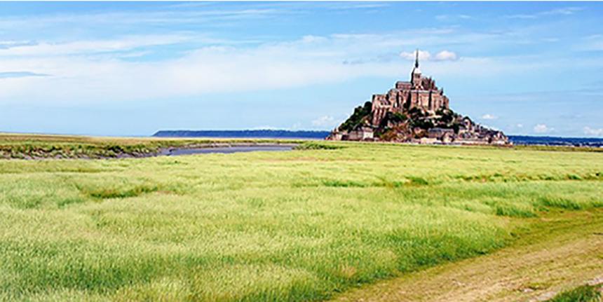 몽생미셸(Le Mont Saint-Michel)