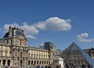루브르궁전(외관)  Le musée du Louvre