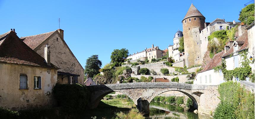 부르고뉴 중세 투어